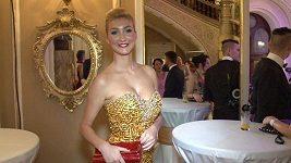 Dominika Mesarošová, modelka,