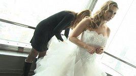 monika marešová svatba