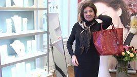 Marie Rottrová neváhá investovat do luxusního zboří.