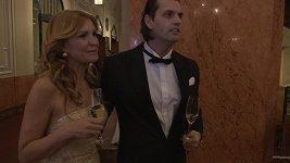 Tamara Kotvalová a Roman Hajabáč