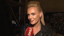 Lucie Hadašová má postavu parádní zadarmo.