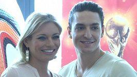 Lucie a Michal už vědí, jestli se jim narodí holčička, nebo chlapeček.