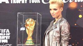 Hana Mašlíková si až po třicítce vymodelovala postavu snů.