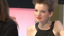 Eva Klímková začíná být horkým zbořím na poli světového modelingu.