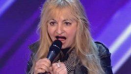 X Factor - Angelika