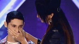 X Factor - přísná Sisa