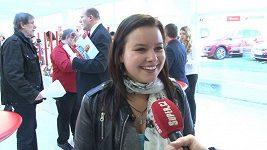 Patricie Solaříková nám řekla, co jediné ji donutí zhubnout.
