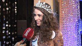 Tereza Skoumalová, Česká Miss World 2014: