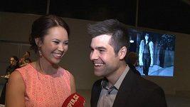Monika Leová s přítelem Michalem vnímají romantiku po svém.