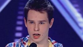 X Factor - Martin Gajdoš