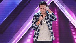 X Factor - Jiří Chadraba
