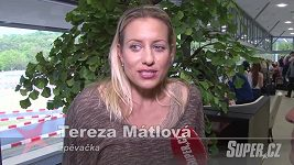 Tereza Mátlová Fantom opery