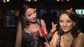 Jolana Voldánová je fascinovaná svým voskovým protějškem.