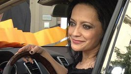 Zlatá slavice promluvila o svých neslavných řidičských zážitcích.