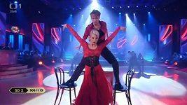Anna Polívková a Michal Kurtiš - tango