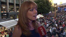 Michaela Nosková blonďatí.