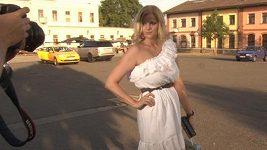 Ornella Štiková - hubnutí