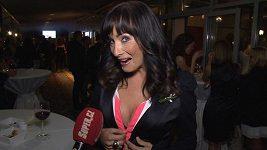 Daniela Šinkorová, herečka a moderátorka