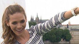 Andrea Verešová, herečka a modelka