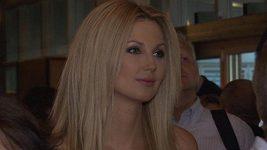 Sandra Parmová, moderátorka