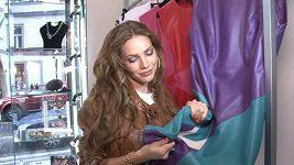 Andrea Verešová dává dohromady garderóbu na filmový festival.