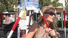 Olga Menzelová - Linka Bezpečí