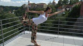 Tereza Zimová - joga