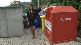 Alena Šeredová je v Čechách.