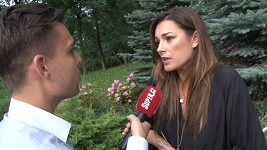 Alena Šeredová poprvé o svém rozvodu.