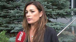 Alena Šeredová je ekologicky smýšlející bytost.