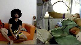 Otevřenou ránu si musel zpěvák nechal v thajské nemocnici sešít.