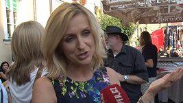 Terezie Kašparovská, moderátorka2