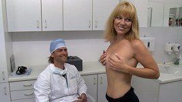 Michaela Nosková o plastice prsou