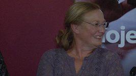 Jana Preissová - návrat před kameru