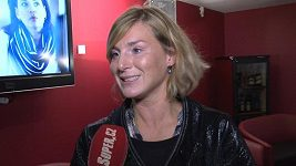 Z Lenky Krobotové je blondýnka.