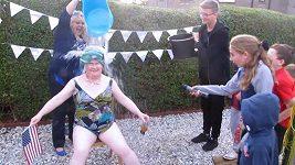 Ice Bucket Challenge - Susan Boyle