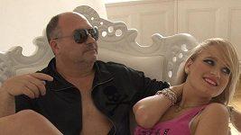 Michal David a Petra Abraham