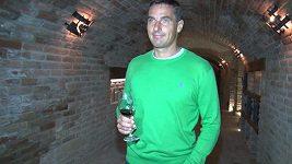 Roman Šebrle - víno