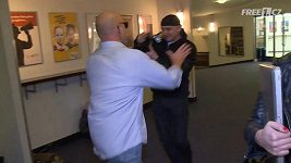 Marek Vašut napadl fotografa