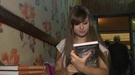 Eliška Jandová, studentka