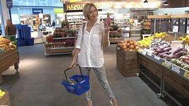 Jovanka Vojtková vnímá nákupy jako nutné zlo.