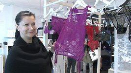 Táňa Kovaříková, módní návrhářka