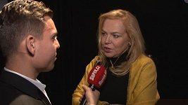 Dagmar Havlová má strach z Vánoc.