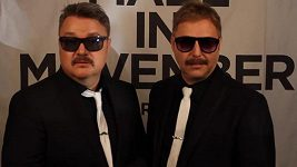 České osobnosti podporují Movember