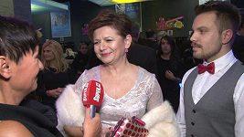 Ivana Andrlová, herečka