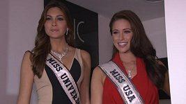 Nia Sanchez Gabriela Isler Miss USA a Miss Universe OPRAVA