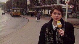 Terezie Kašparovská (dříve Tománková) a její profesní začátky