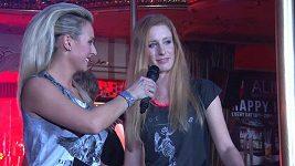 Sabina Křováková, zpěvačka