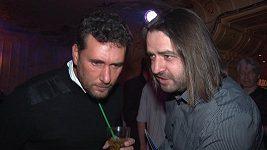 Zdeněk Macura a Domenico Martucii