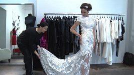 Sledujte modely, které mají pomoct Skoumalové umístit se na světové soutěži krásy.